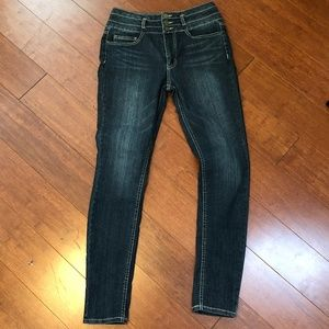 Mudd High Waisted Skinny Jeans